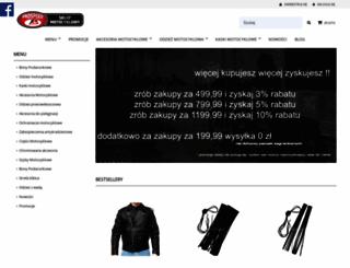 sklep.prospeed.pl screenshot