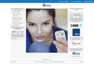 sklep.rambit.pl screenshot