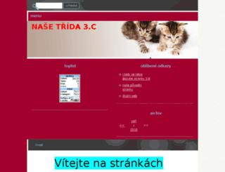 skolickavelvary.estranky.cz screenshot