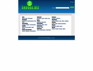 skoobe.biz screenshot