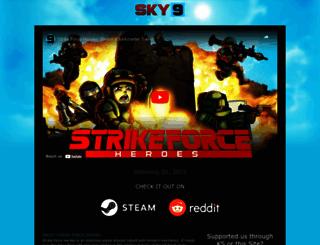sky9games.com screenshot