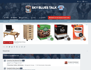 skybluestalk.co.uk screenshot