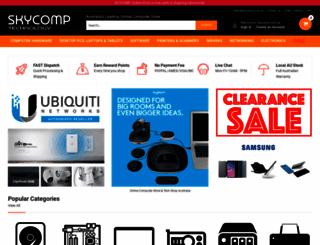 skycomp.com.au screenshot