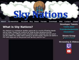 skynations.net screenshot