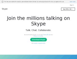 skype.onet.pl screenshot