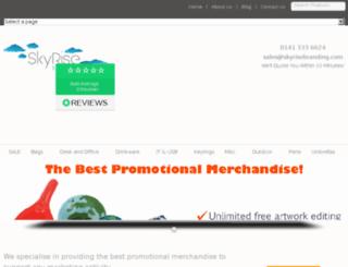 skyrisebranding.com screenshot