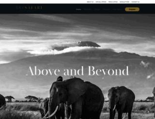 skysafari.com screenshot
