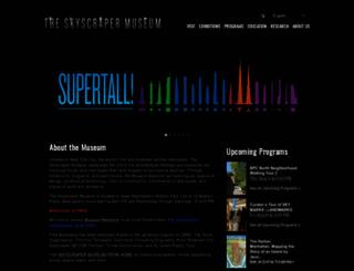 skyscraper.org screenshot