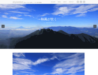 skyseeker.net screenshot