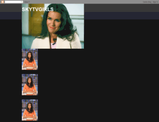 skytvgirls.blogspot.co.uk screenshot