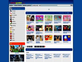 sl-en.zazagame.com screenshot