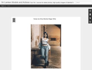 sl-models.blogspot.com screenshot