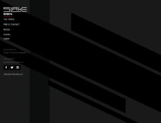 slakenyc.com screenshot
