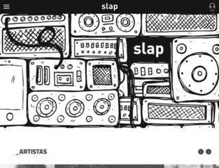 slapmusica.com screenshot