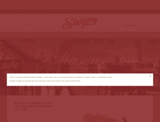 slattery.co.uk screenshot