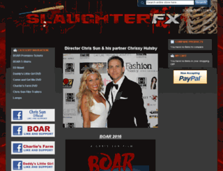 slaughterfx.com.au screenshot
