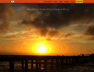 sleepinafrica.com screenshot