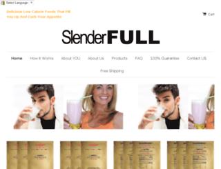 slenderfull.net screenshot
