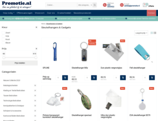 sleutelhangers-relatiegeschenken.nl screenshot