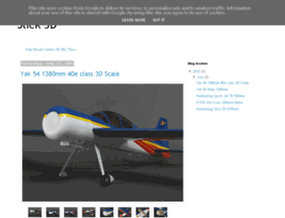 slick-3d.blogspot.hu screenshot