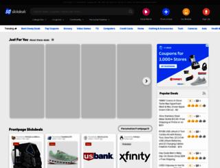 slickdeals.net screenshot