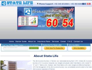 slicpk.com screenshot