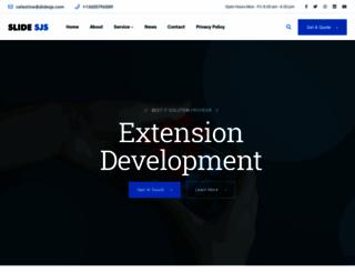 slidesjs.com screenshot