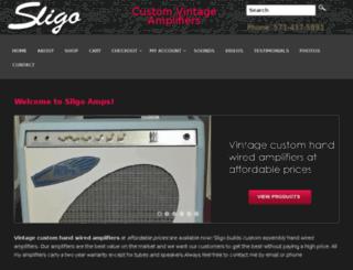 sligoamps.net screenshot