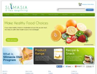 slimasia.com screenshot