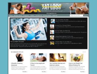 slimmingproducts.net screenshot