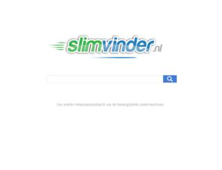 slimvinder.nl screenshot