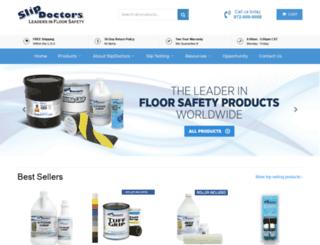 slipdoctors.com screenshot