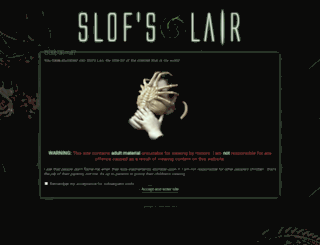 slofslair.co.uk screenshot