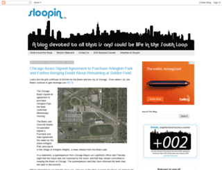 sloopin.com screenshot