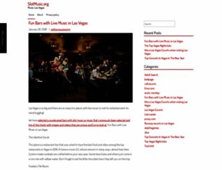 slotmusic.org screenshot