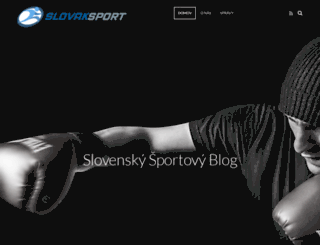 slovaksport.tv screenshot
