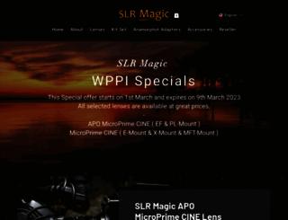 slrmagic.com screenshot