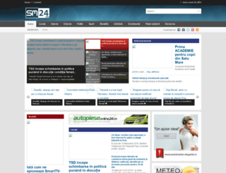 sm24.ro screenshot