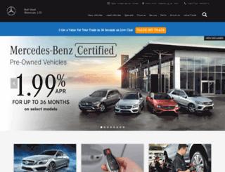 smailmercedesbenz.com screenshot