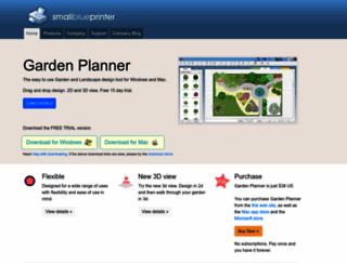 smallblueprinter.com screenshot