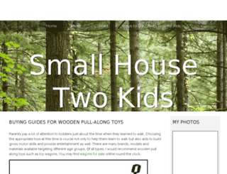 smallhouseliving.bravesites.com screenshot