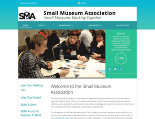 smallmuseum.org screenshot
