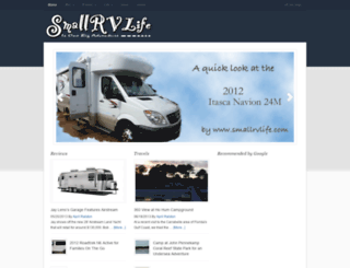 smallrvlife.com screenshot