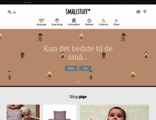 smallstuff.dk screenshot