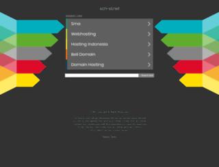 sman1-mjl.sch-id.net screenshot
