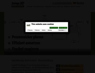 smap3d.com screenshot