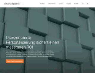 smart-digital-solutions.de screenshot