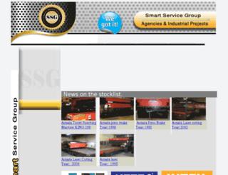 smart-service-group.com screenshot