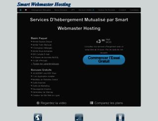 smart-webmaster.com screenshot