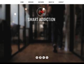 smartaddiction.com screenshot